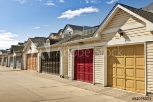 Texas Garage Door Types