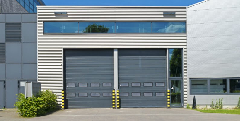 Gentil Austin Commercial Garage Doors