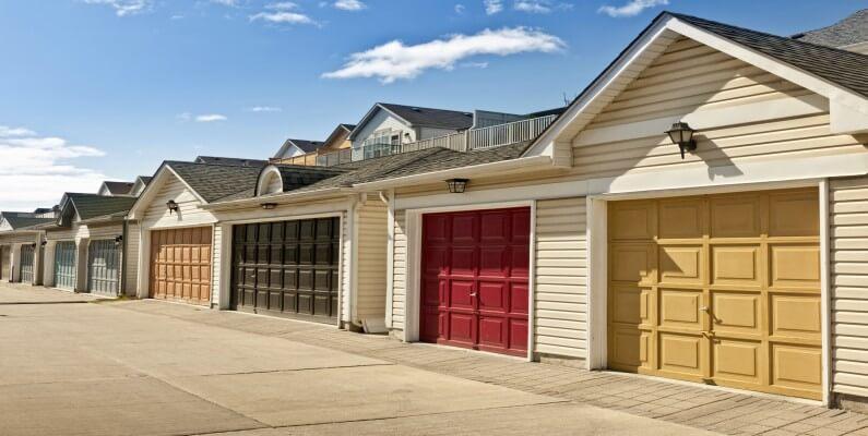 Texas Garage Door Types