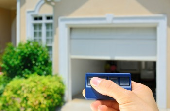 Garage door repairs in Lanier